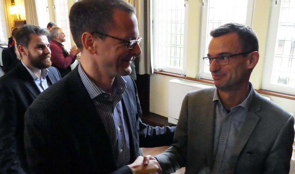Martin Günther und Michael Frost