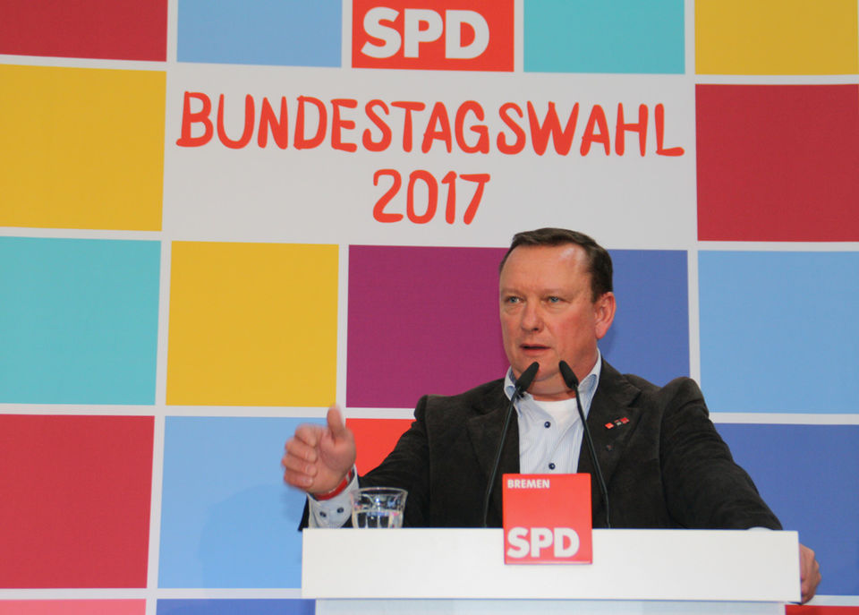 Uwe Schmidt Bundestagskandidat